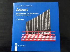 """Fachbuch """"Asbest - Kompendium für Betroffene, Planer und Sanierer"""""""